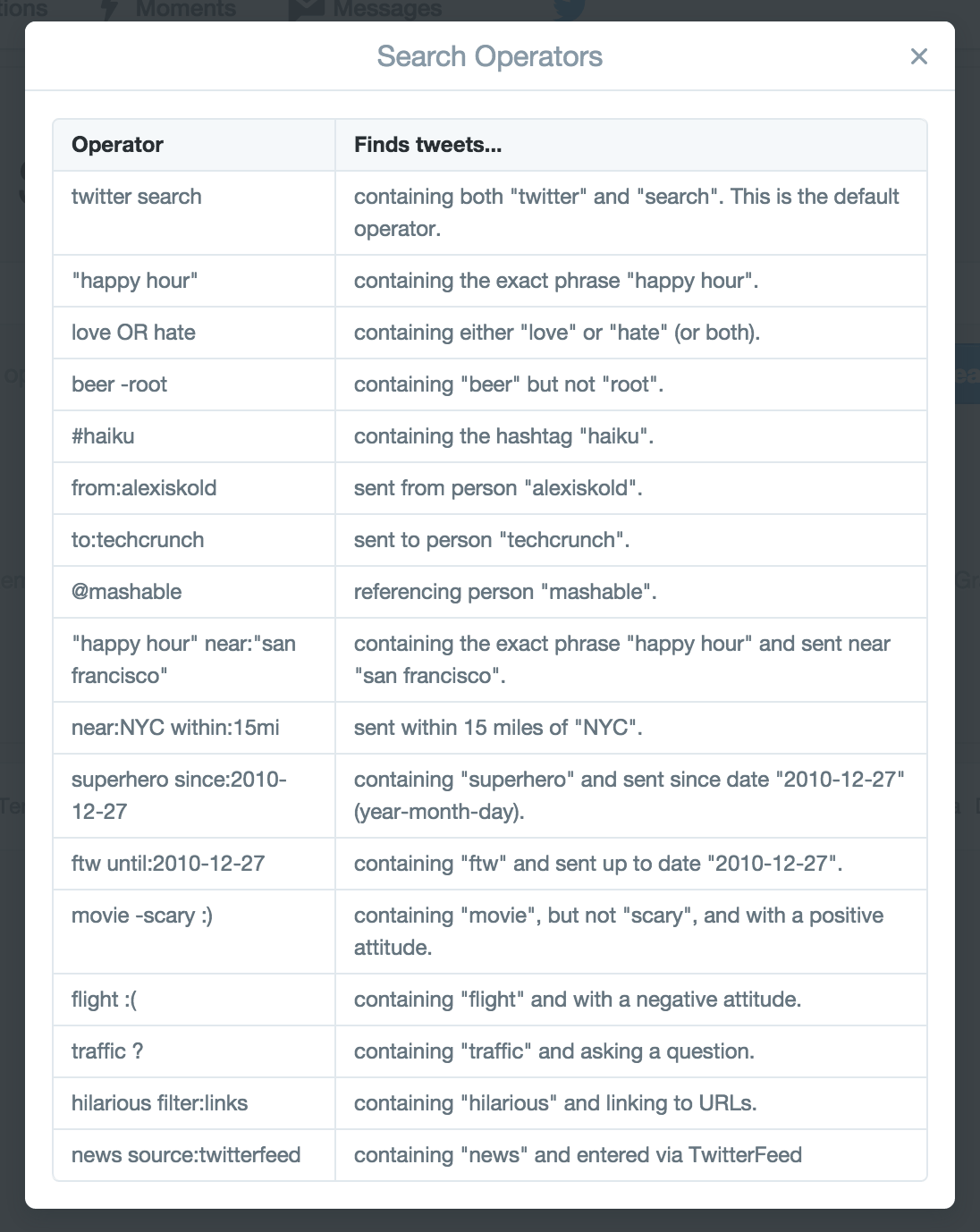 twitter-search-operators